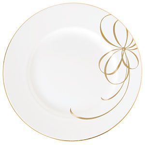Pick the Right Christmas China | Belle Boulevard Gold | SouthernLiving.com
