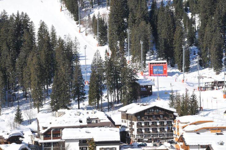 Hotel Miramonti**** Madonna di Campiglio - Via Cima Tosa, 63 info@miramontihotel.com Tel. 0465 441021  #MadonnadiCampiglio #trentino #winter #ski #europe #travel