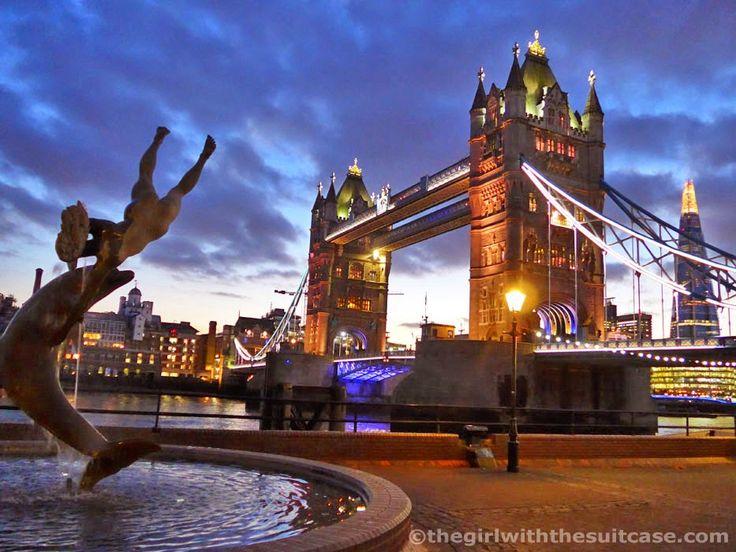 Parchi, mercati, posti da non perdere per vivere una Londra insolita: la mini guida con mappa su Pinterest per organizzare il tuo indimenticabile weekend.