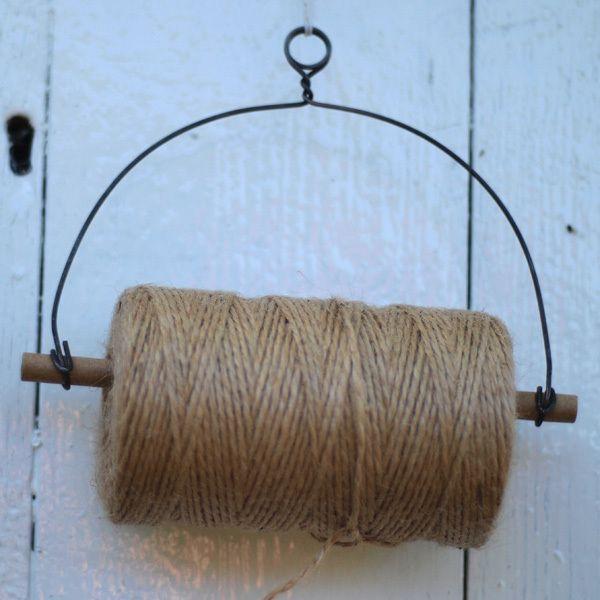 hanging string holder. Black Bedroom Furniture Sets. Home Design Ideas