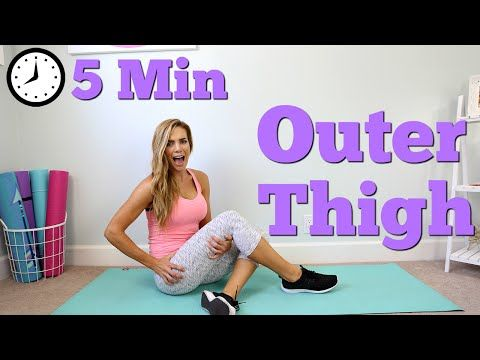 Fitness Focus: Outer Thighs in 5! - Eat. Fit. Fuel.