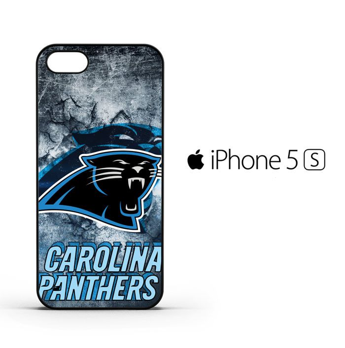 carolina panters R0312 iPhone 5 | 5S | SE Case