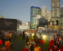 A great pick of Melbourne's best rooftop bars, cheers to the weekend!