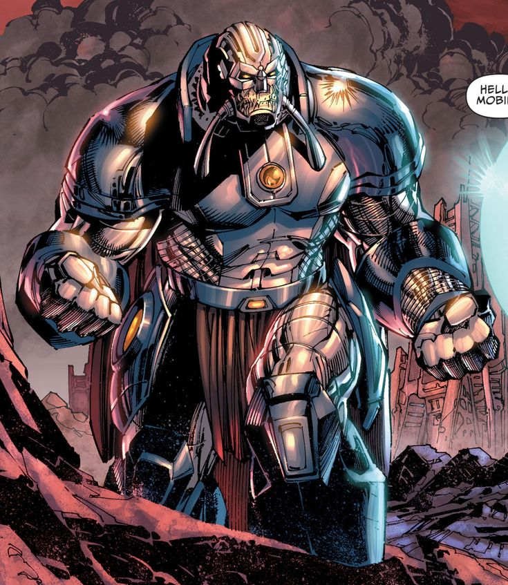 Mobius (Antimatter Universe) - DC Database - Wikia