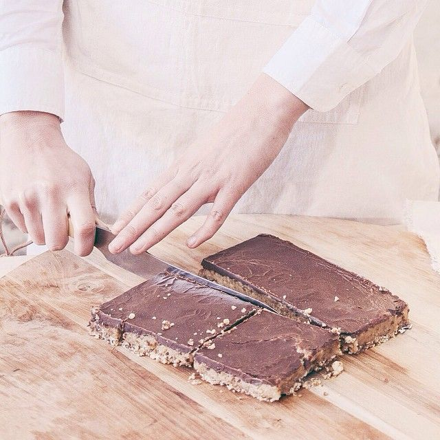 Raw Caramel Slice Baking Kit / The Stable Co
