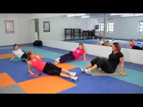 Cviky na brucho - cviky na šikmé brušné svaly - VIDEO Ako sa to robí.sk