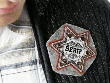 Šerifská hvězda