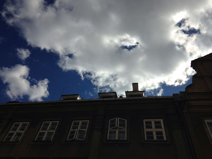 Sky over Old Town