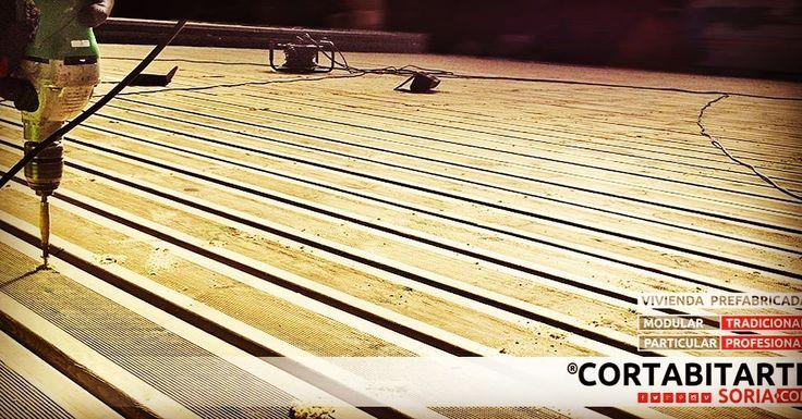PROYECTOS   #tradicional #profesional rematando 600m2 de plataforma en madera, destino... #Formigal #SallentDeGallego #HUESCA · para Aramón Formigal-Panticosa  CORTABITARTEsoria.COM/proyectos