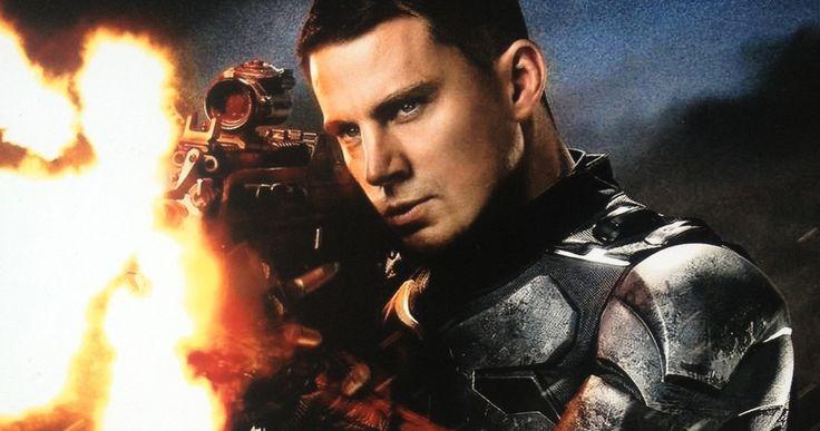 Channing Tatum on 'G.I. Joe: Rise of Cobra': I Hate That Movie -- Channing Tatum reveals that he was forced to do 2009's 'G.I. Joe: Rise of Cobra' through his deal with Paramount. -- http://movieweb.com/gi-joe-movie-rise-cobra-channing-tatum-hate/