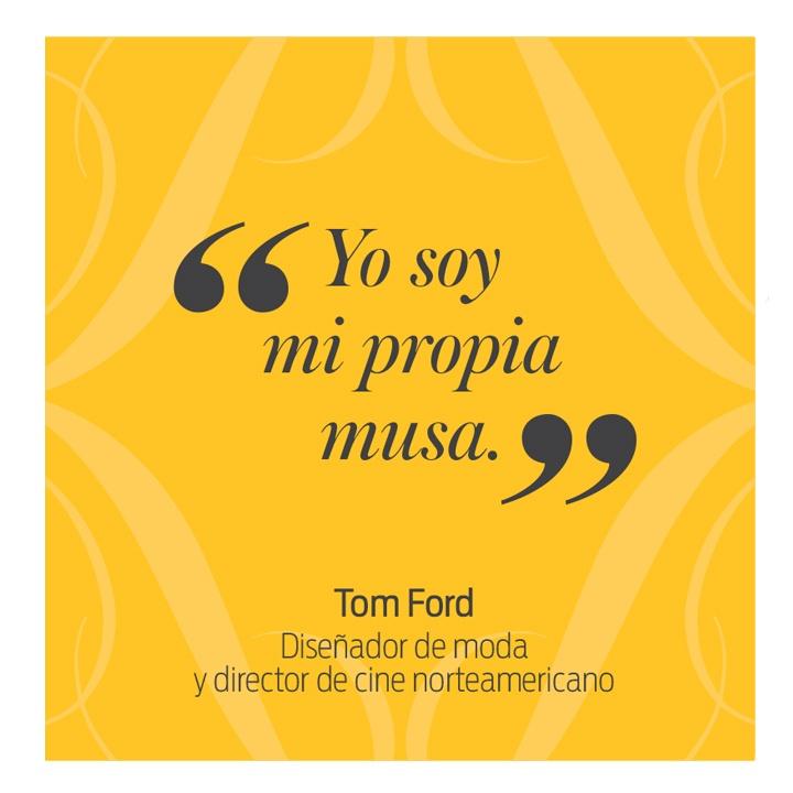 Tom Ford - El Palacio de Hierro