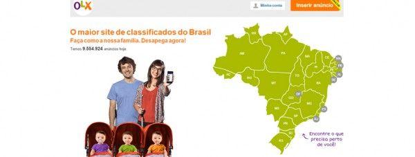 http://www.estrategiadigital.pt/olx-brasil-o-sucesso-de-vender-usados-pela-internet/ - O OLX – um site onde qualquer pessoa pode anunciar gratuitamente – é uma das melhores plataformas para divulgar qualquer tipo de anúncios: ofertas de emprego, venda de usados e serviços próprios, como babysitter. Neste post conhecemos a incrível história de sucesso do OLX.