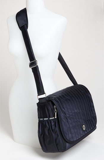 Armani Diaper bag, very sleek!