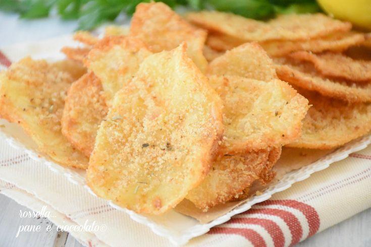 Patatine gratinate al forno