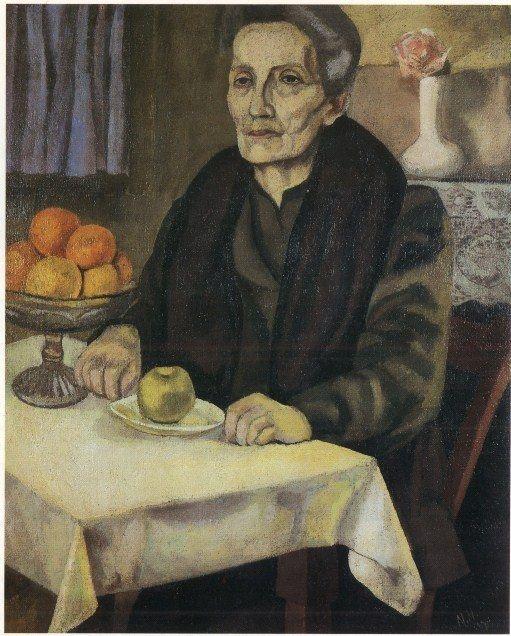 Nina Hamnett (1890-1956)