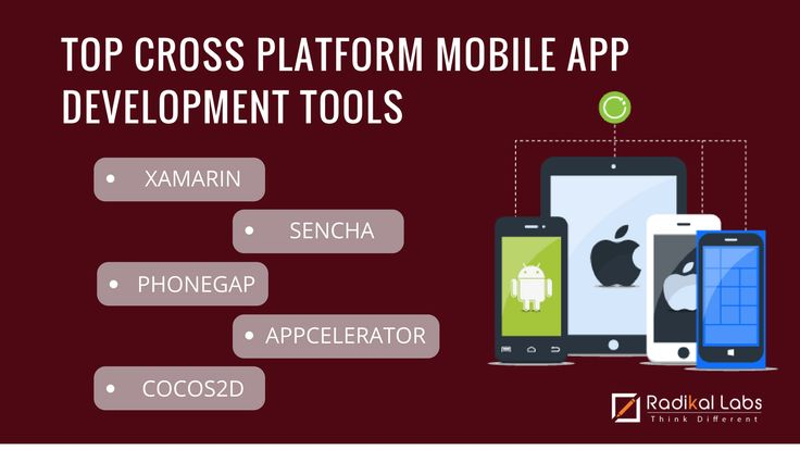 Top 5 Cross-Platform Mobile App Development Tools for 2017  According to Forrester research, over 60% of enterprises have already engaged in cross platform #mobileappdevelopment for their business. It is further expected that the market for cross-platform mobile #appdevelopment will continue to increase at an annually compounded growth rate.