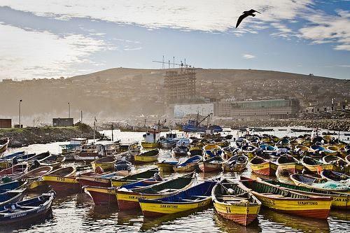 :: puerto de san antonio :: #chile ::