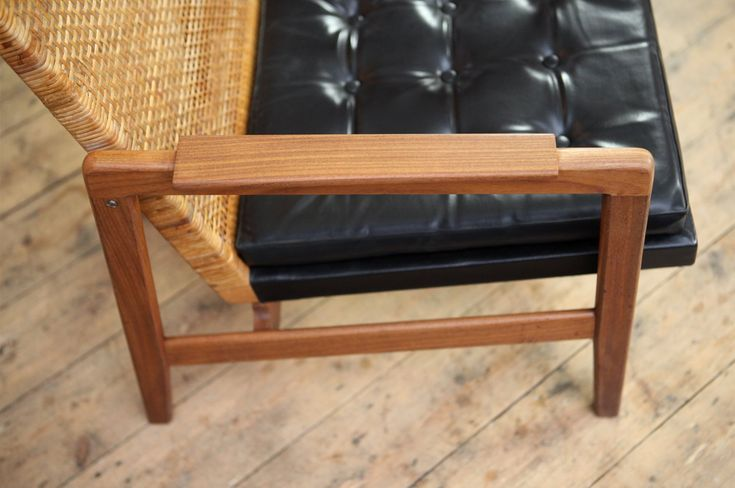 Rattan Back Armchair by P.J. Muntendam – Forest London