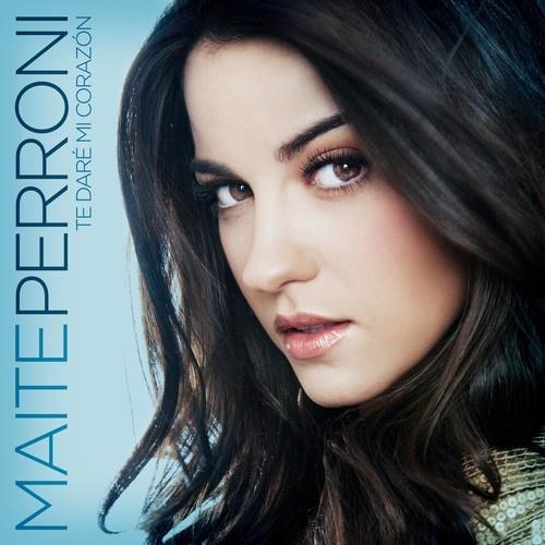 Maite Perroni: Te daré mi corazón - (CD Single) 2012.