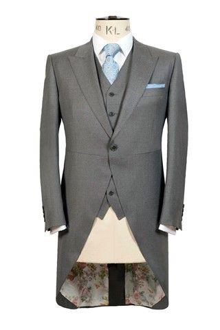 I love proper tails - Morning Suit