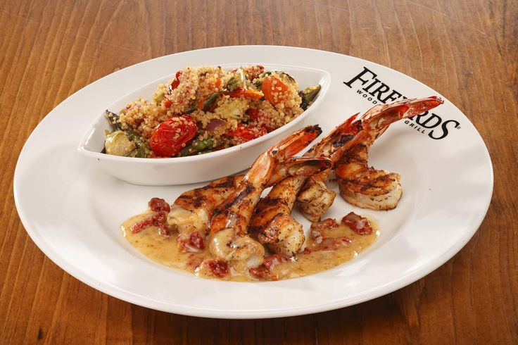 Winter Feature at Firebirds Wood Fired Grill - available for a limited time only.