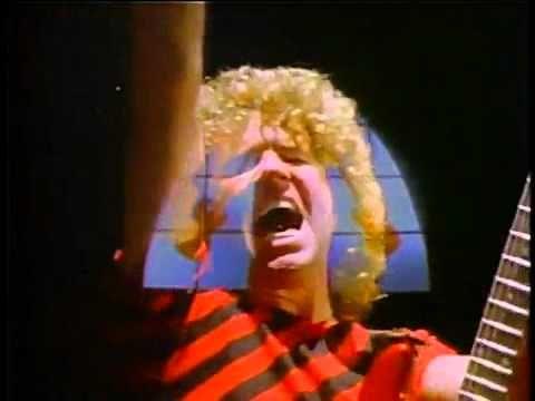 Sammy Hagar - Three Lock Box (Official Video, 1982)