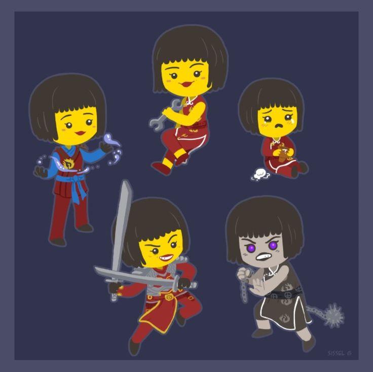 23 best lego ninjago bad guy villians images on Pinterest  Lego