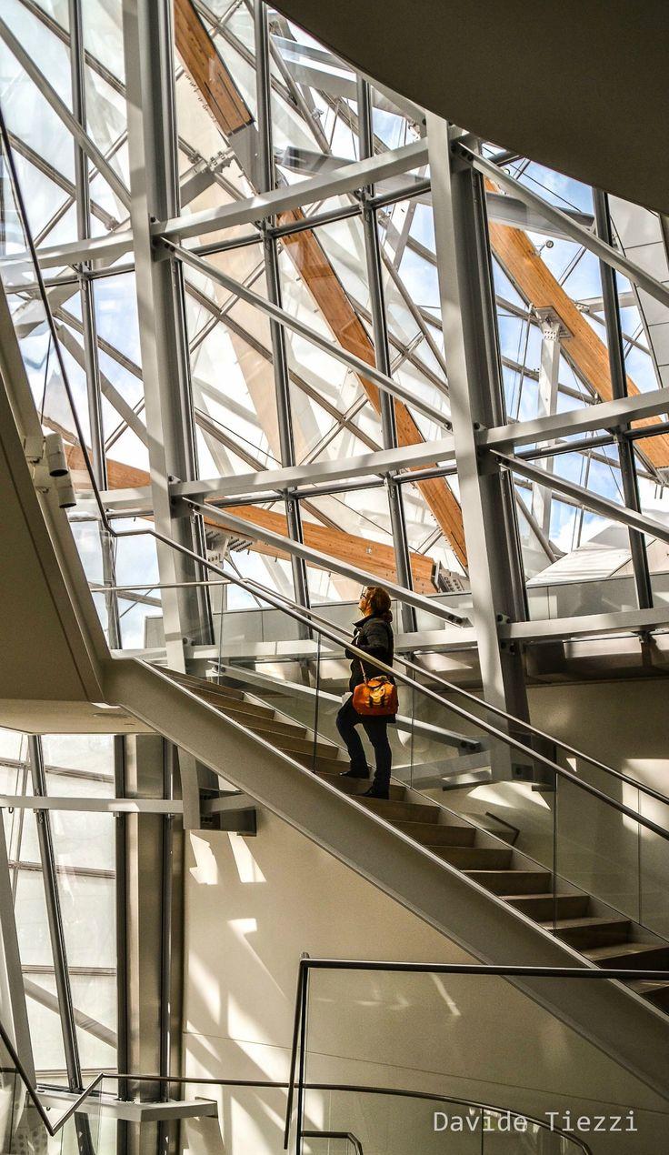 Fondation Louis Vuitton #art #design #paris #contemporaryart #archistar #FLV #voyagesncf #tgv Read more http://wp.me/p5fB3X-10q