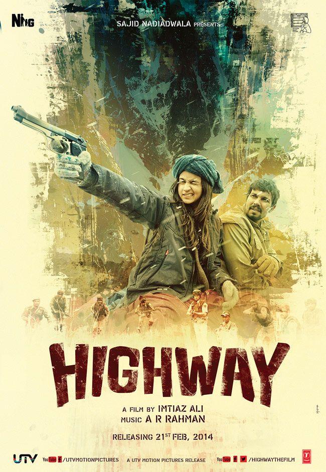 Highway  Movie Review #Highway #highwaymovie #review #aliabhatt #randeephuda #arrahman oo#imtiazali #highwayreview #moviereview #bollywood #film #entertainmentnews #entertainment #