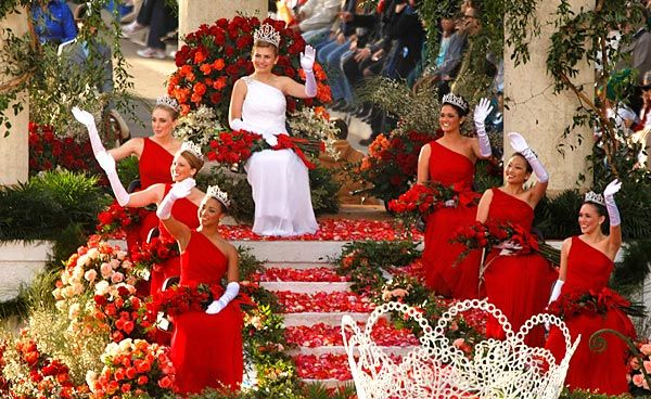 Rose Bowl Parade | 2011 Rose Bowl & Tournament of Roses Parade Rose-parade-4 – Sports ...