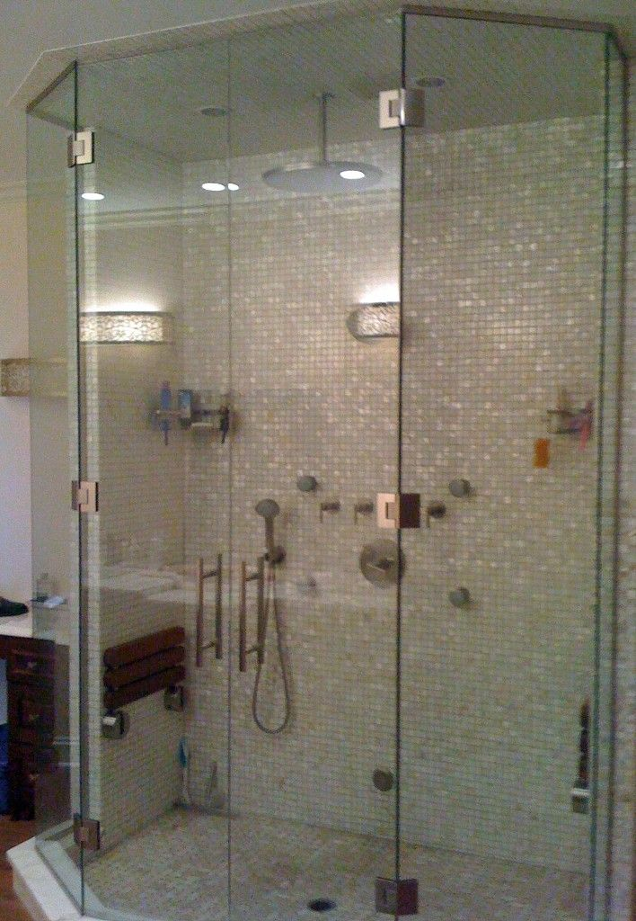 Contact GlassWorks, Supplying Chicagoland Neo Angle Glass Shower Doors And  Installation. Call 847