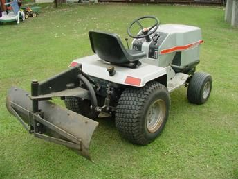 16 Best Images About Sears Garden Tractors On Pinterest