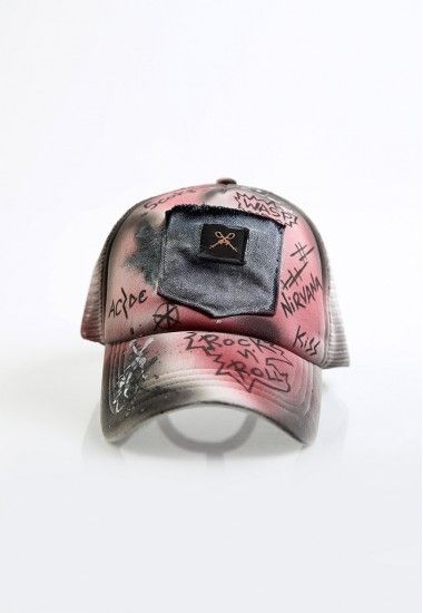 legends cap #handmade #cap #patch #vagrancylifestyle