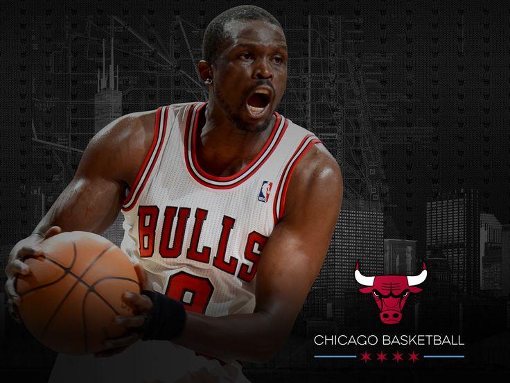 Loul Deng 2012-13 Chicago Bulls Wallpaper