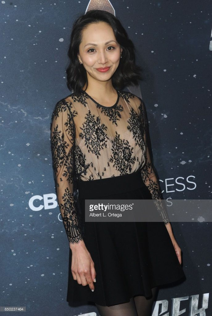 News Photo : Actress Linda Park arrives for the Premiere Of...