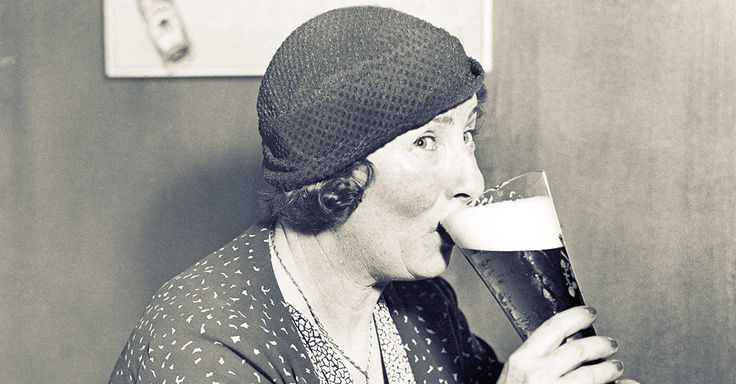 If You're A Woman, Drink Beer To Stay Healthy