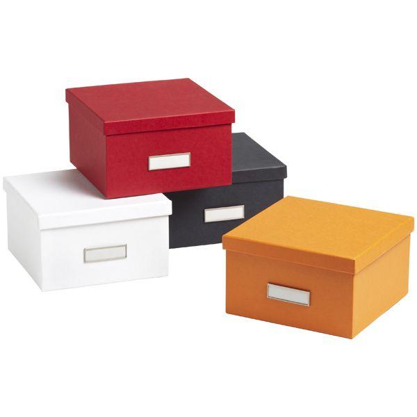 Stockholm Photo Storage Box