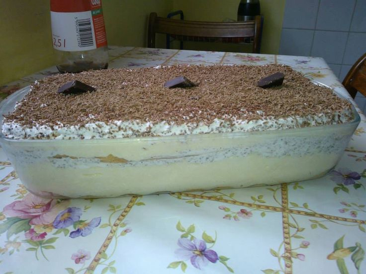 Házi sztracsatella sütés nélkül! De jó kis sütike, nagyon tetszik :)