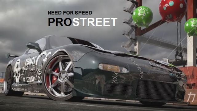 You Watanabe Need For Speed Prostreet Is Developed By Ea Black Box