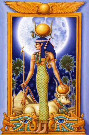 Hathor - Złota Bogini Magii