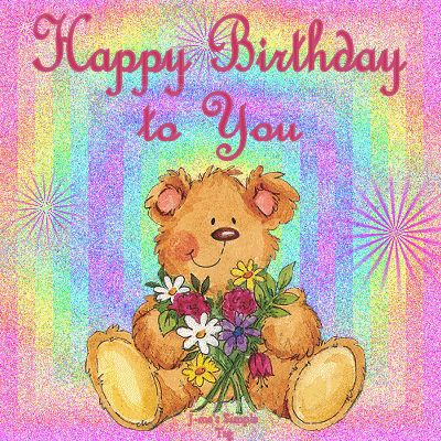 Birthday Glitters, Images - Page 55