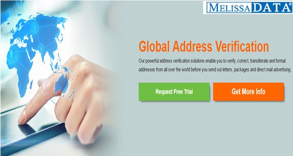 Address Validation & Standardisation  - Melissa Data offers Address Validation Software for Australia and around the world. Verify contact data – address, name, email and phone as accurate and up-to-date with Melissa Data Address Solutions.	  https://www.melissadata.com.au/solutions/address-and-contact-data-verify