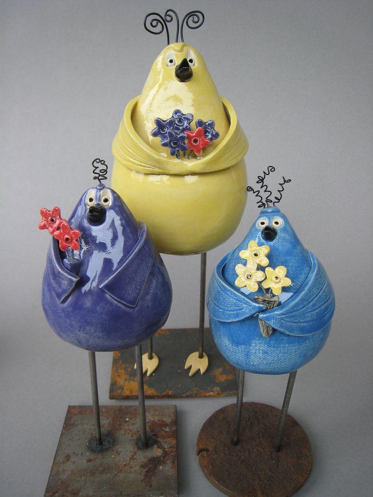 DIY Ceramic Bird House Lesson Plan 18 doll furniture plans free ...