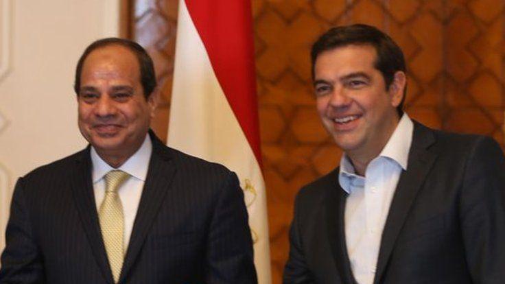 Gazete Duvar ///  Yunanistan Katar'da Mısır'ı koruyacak