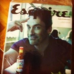 Esquire :)