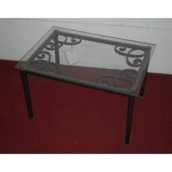 Tavolo Tavolino in FERRO BATTUTO . Realizzazioni Personalizzate . 690