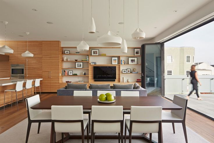 A home designed for a research scientist in San Francisco