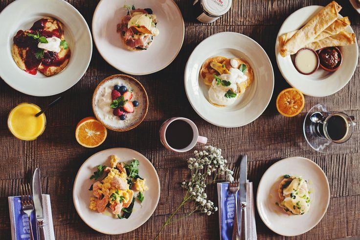 Завтрак в Jamie's Italian #food #breakfast #jamiesitalian #jamieoliver #yummy #morning #fresh