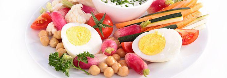 Aquí tienes un ejemplo de menú que podrías realizar durante la primera y segunda semana, en las que podrás combinar todos los alimentos permitidos. http://clinictech.es/es/actualidad/menu-semanal-equilibrado.html