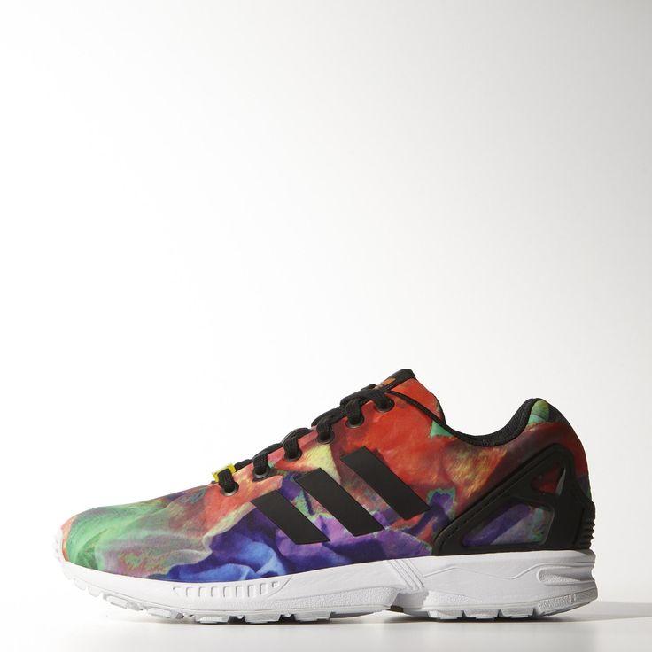 new adidas zx flux torsion leopard print animal womens nz
